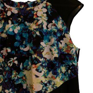 Worthington Floral Bodycon Dress 14